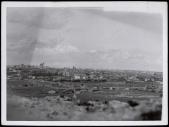 Frente de Madrid. Otra vista de Madrid desde Carabanchel Nov 1937 2-001