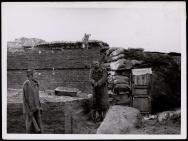 Frente de Madrid. Sector de Carabanchel Bajo Dic 1937 2-001